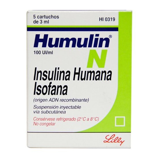 Humulin NPH (Insulin)