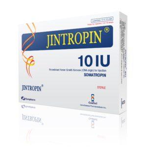 Jintropin 10 IU (HGH)