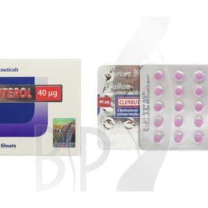 Clenbuterol [Clenbuterol HCL tabs]