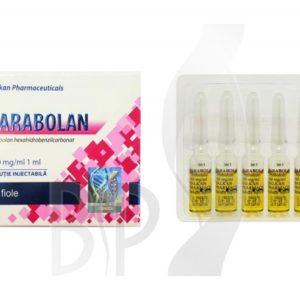 Parabolan (Trenbolone Hexahydrobenzylcarbonate)