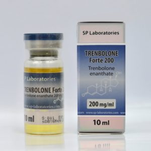 SP TRENBOLONE FORTE 200 (Trenbolone Enanthate)