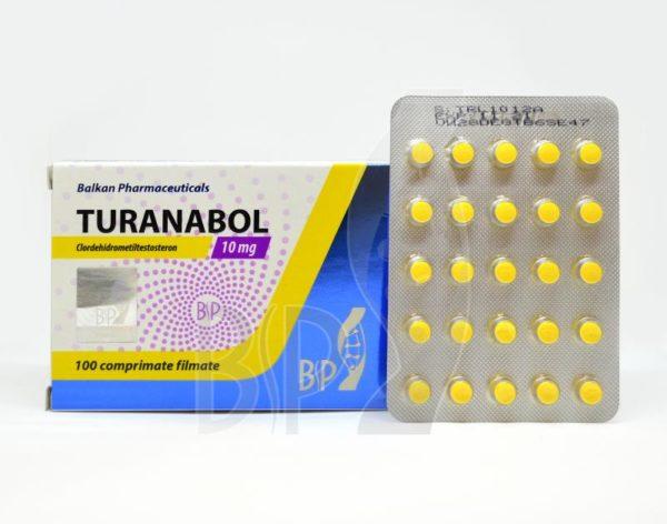 Turanabol (Turinabol) [Chlorodehydromethyltestosteron]