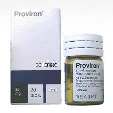 Proviron (Masterlone)