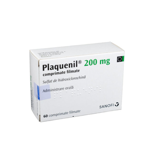 PLAQUENIL (Hydroxychloroquine)