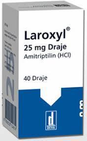 Laroxyl (Amitriptyline)