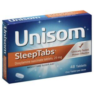 Unisom (doxylamine succinate)